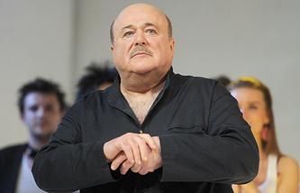 Председатель Союза театральный  деятелей РФ Александр Калягин