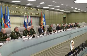 Единый день приемки военной продукции в Национальном центре управления обороной РФ