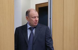 """Глава ГМК """"Норильский никель"""" Владимир Потанин"""