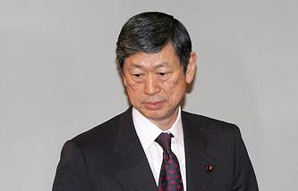 Экс-глава МИД Масахико Комура