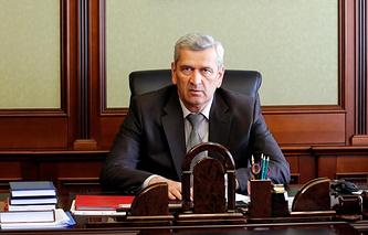 Министр финансов Ингушетии Руслан Цечоев