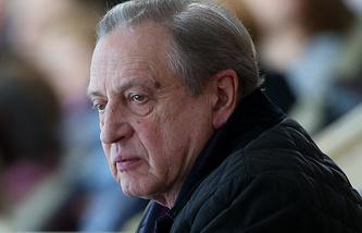 Президент Федерации фигурного катания на коньках Александр Горшков