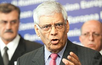 Генеральный секретарь ОПЕК Абдалла Салем аль-Бадри