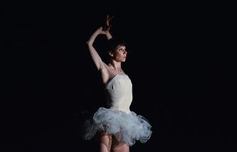Прима-балерина Большого театра Мария Александрова