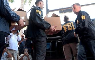 ФБР провело обыски в штаб-квартире КОНКАКАФ
