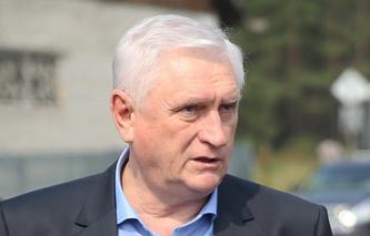 Глава администрации Барнаула Игорь Савинцев