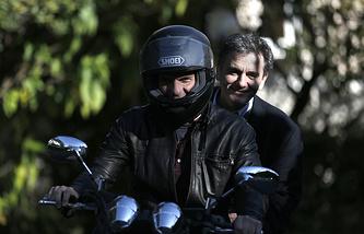Янис Варуфакис и Эвклидис Цокалотос
