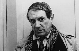 Пабло Пикассо, 1935 год