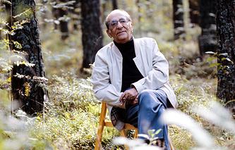 Георгий Товстоногов, 1988 год
