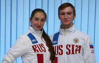 Дарина Валитова и Александр Мальцев