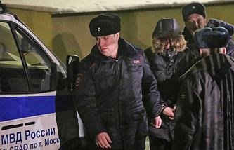 Ученик школы №263 района Отрадное Сергей Гордеев , расстрелявший преподавателя географии и сотрудника полиции, а также взявший в заложники своих одноклассников
