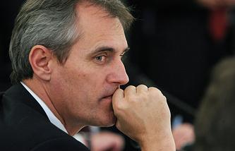 Президент ВТП Райнер Зеле