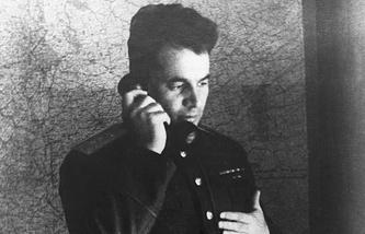 Генерал армии Иван Черняховский, 1944 год