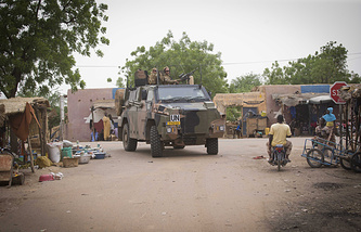 Миротворческая миссия ООН в Мали