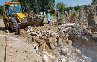 Уничтожение импортного сала, Калининградская область
