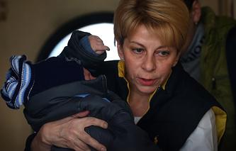 """Исполнительный директор фонда """"Справедливая помощь"""" Елизавета Глинка"""