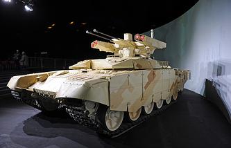 "БМПТ-72 ""Терминатор-2"""