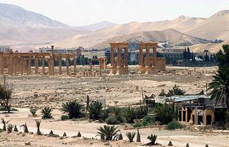 Храм Баалшамин