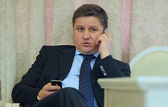 """Глава """"РусГидро"""" Евгений Дод"""