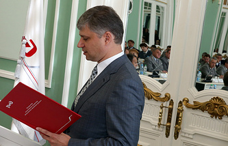 Олег Белозеров
