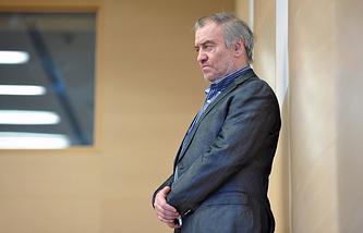 Директор Государственного Мариинского театра Валерий Гергиев