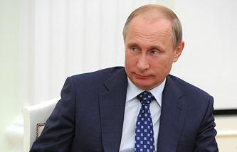 Владимир Путин, архив