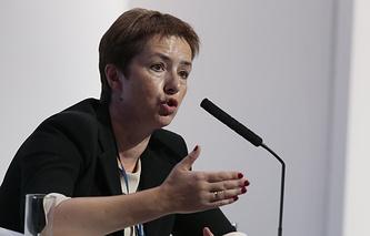 Глава Росимущества Ольга Дергунова