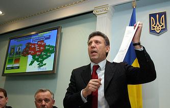 Депутат Верховной Рады Сергей Кивалов