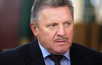 Губернатор Хабаровского края Вячеслав Шпорт