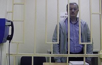 Экс-глава Республики Коми Вячеслав Гайзер