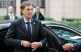 Премьер-министр Словении Миро Церар