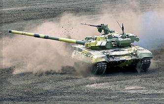 Танк Т-90С
