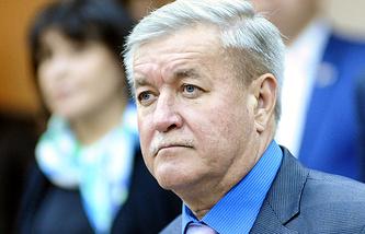 Бывший генеральный директор Тихоокеанской мостостроительной компании Виктор Гребнев