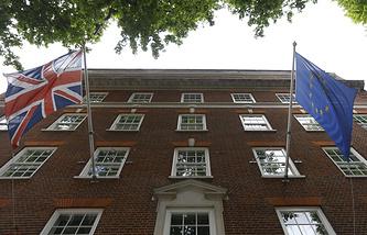 Представительство Еврокомиссии в Лондоне