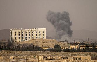 Пальмира, 24 марта