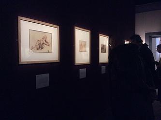 Экспонаты ГМИИ им. А.С. Пушкина на Салоне рисунка в Париже
