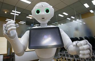 Робот-гуманоид Pepper