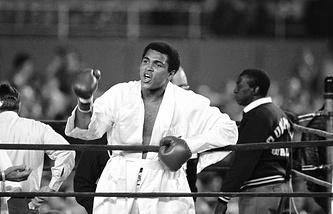 Мохаммед Али, 1976 год