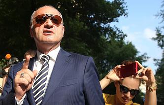 Бывший советник заместителя мэра Москвы, бизнесмен Эраст Матаев