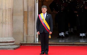 Хуан Мануэль Сантос