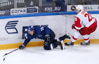 Ярослав Дыбленко (справа)