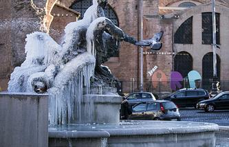 Рим, 9 января