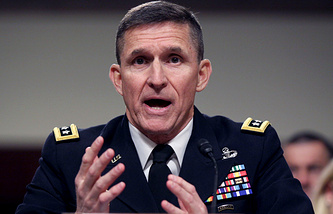 Генерал-лейтенант армии США в отставке Майкл Флинн