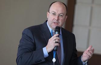 Глава Федерального агентства по туризму (Ростуризм) Олег Сафонов