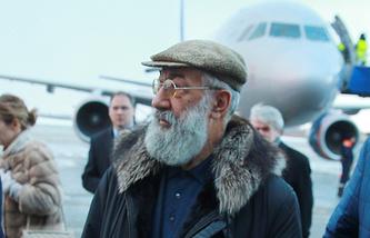 Артур Чилингаров, Архангельск, 28 марта