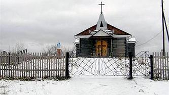 Католический костел 1908 года постройки