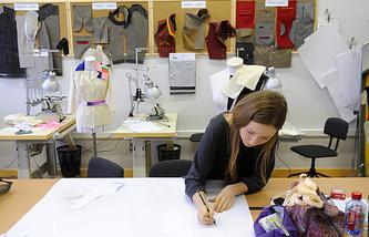 """Занятия на курсе Fashion Design в Центре дизайна """"Artplay"""""""