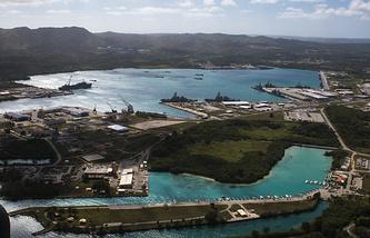 База ВМФ США Апра-Харбор