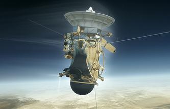 Автоматическая межпланетная станция Cassini