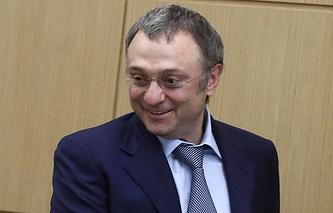 Член комитета Совета Федерации по регламенту и организации парламентской деятельности Сулейман Керимов